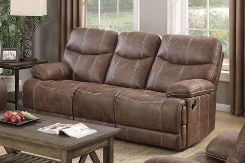 Earl Brown Reclining Sofa