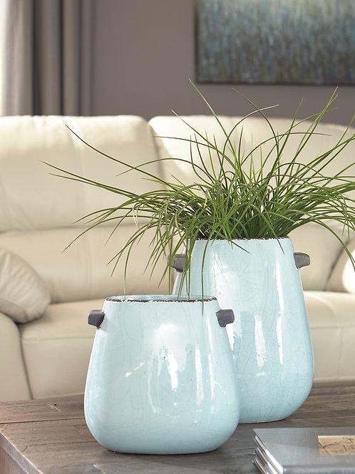 Diah Blue Vases