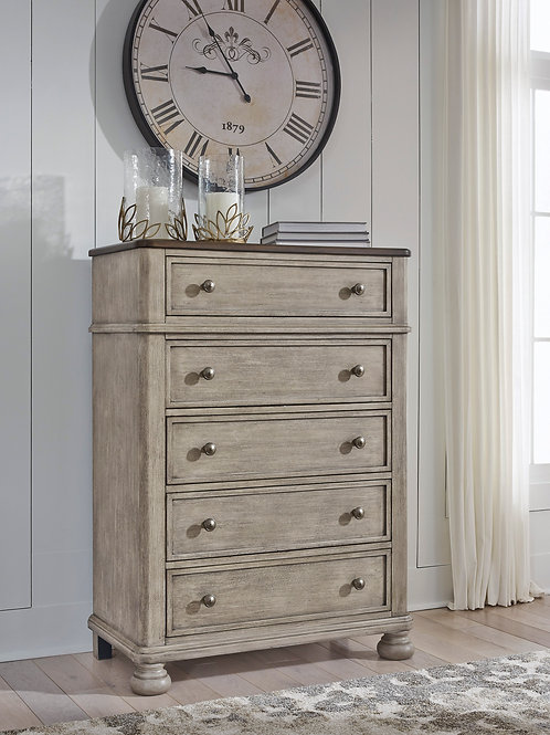 Falkhurst Five Drawer Chest