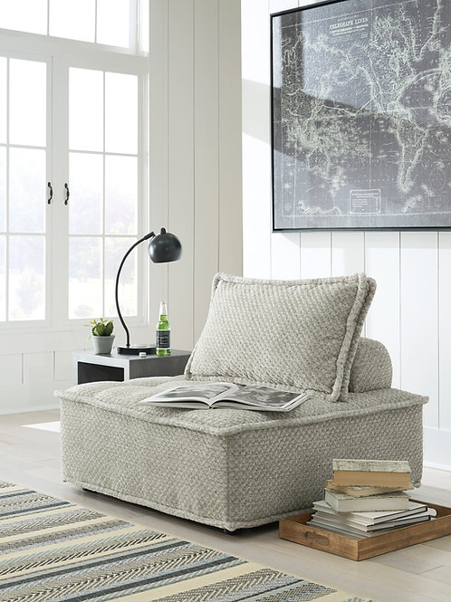 Bales Taupe Accent Chair