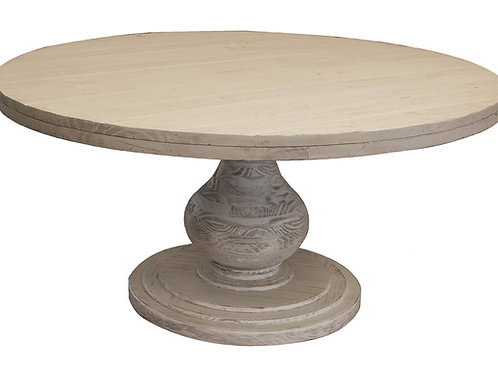 Bonanza Ivory Dining Table