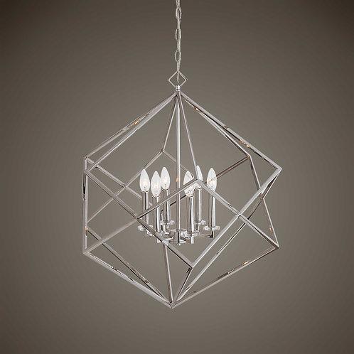 Euclid 6 Light Pendant
