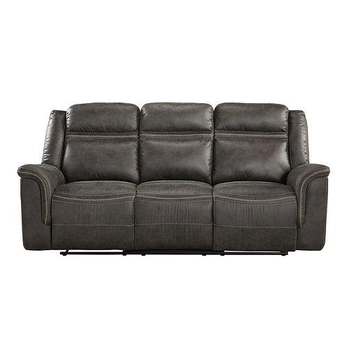 Boise Brown Reclining Sofa