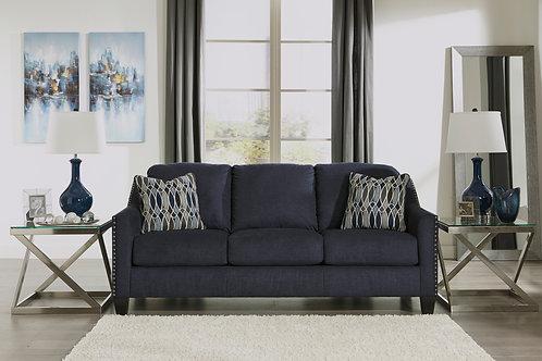 Creeal Heights Blue Sofa
