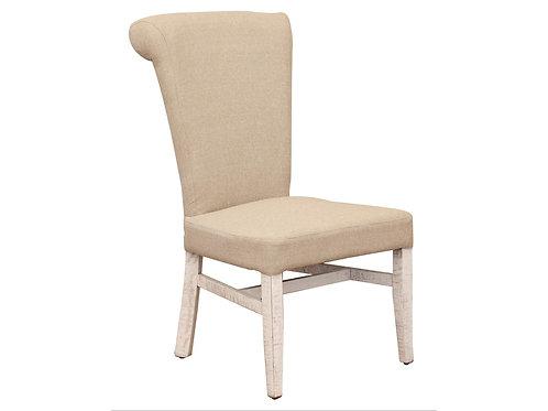 Bonanza Ivory Upholstered Chairs