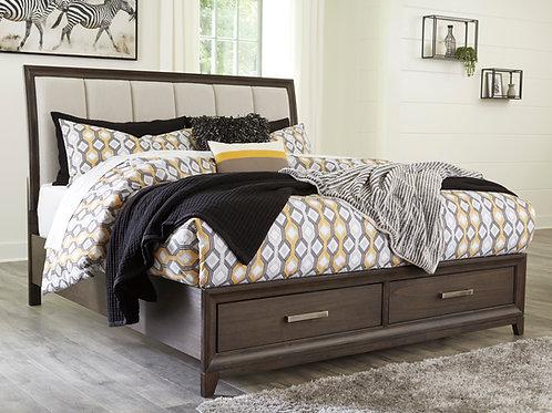Brueban Queen Storage Bed