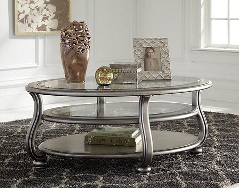 Coralayne Oval Cocktail Table