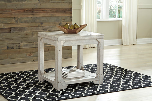 Fregine Rectangular End Table