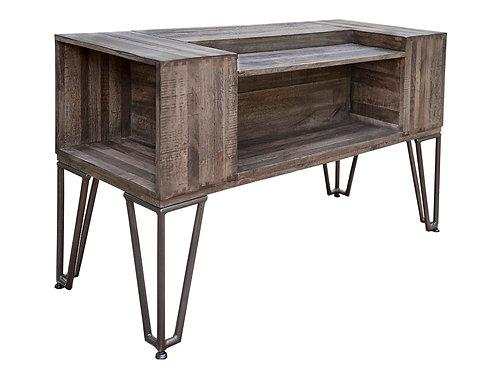 Maya Warm Gray Sofa Table