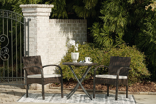 Anchor Lane Outdoor Chairs with Table Set