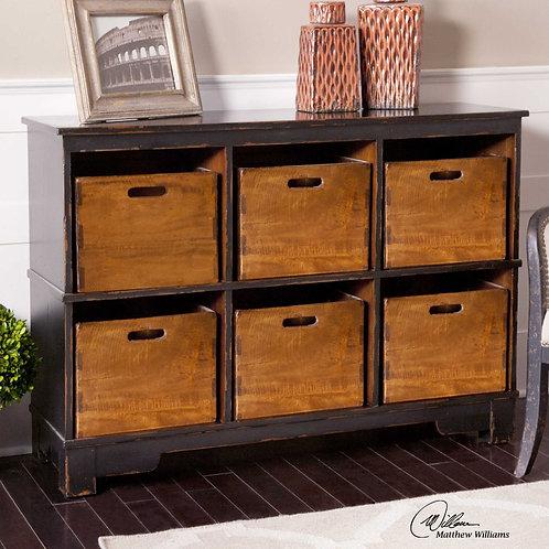 Ardusin Mahogany Hobby Cabinet