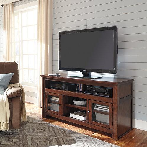 """Harpan Reddish Brown 60"""" TV Stand"""