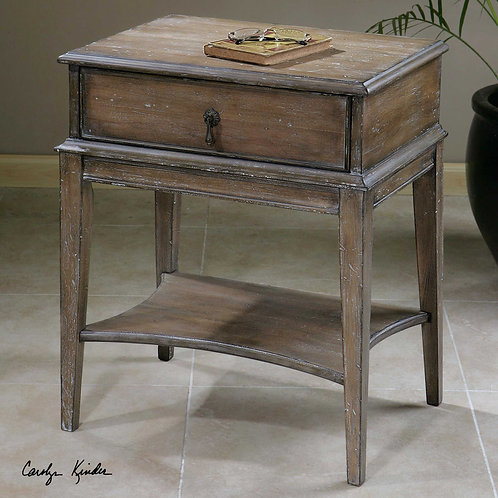 Hanford Antique  Side Table