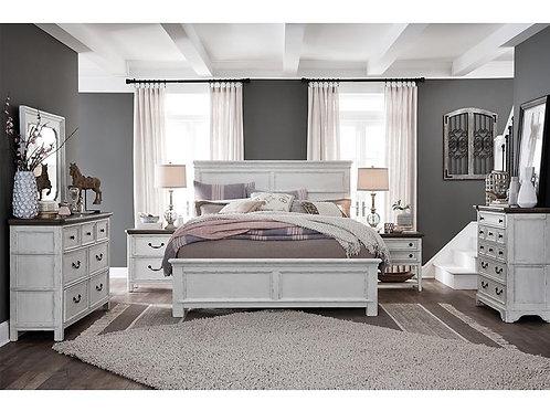 Bellevue Manor Queen Panel Bed Special