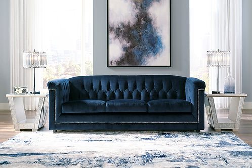Josanna Navy Sofa