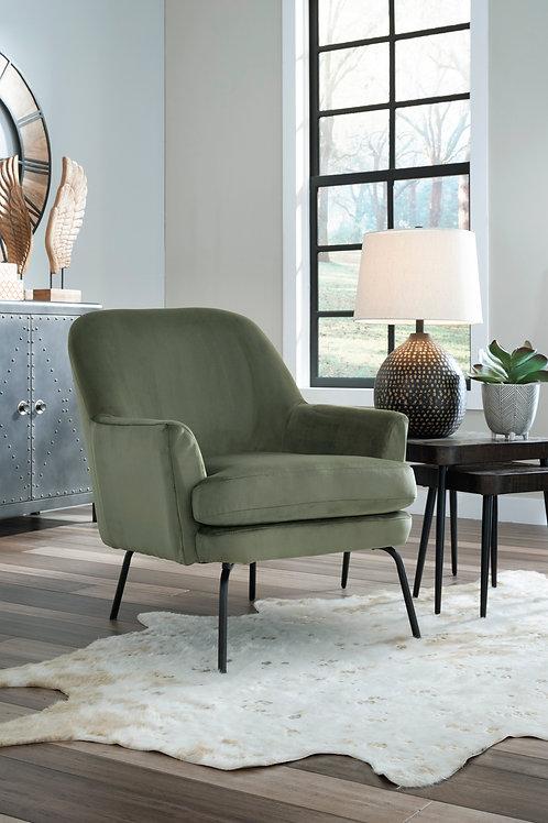 Dericka Moss Accent Chair