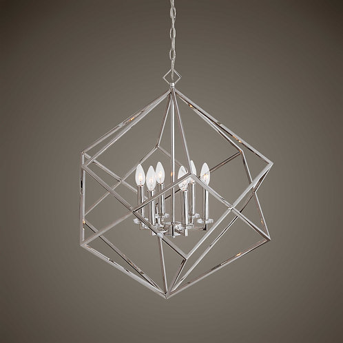 Euclid Six Light Pendant