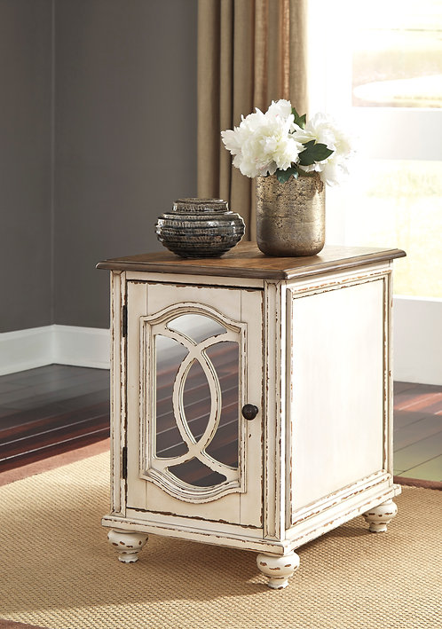Realyn Chair Side End Table
