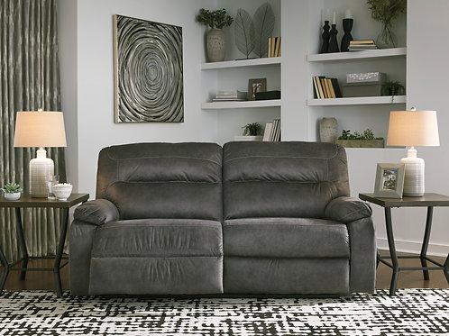 Bolzano Slate Reclining Sofa