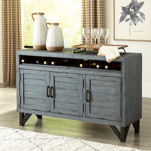 Jainworth Antique Blue Cabinet