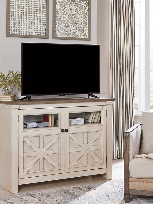 "Bolanburg Two-Tone 50"" TV Stand"