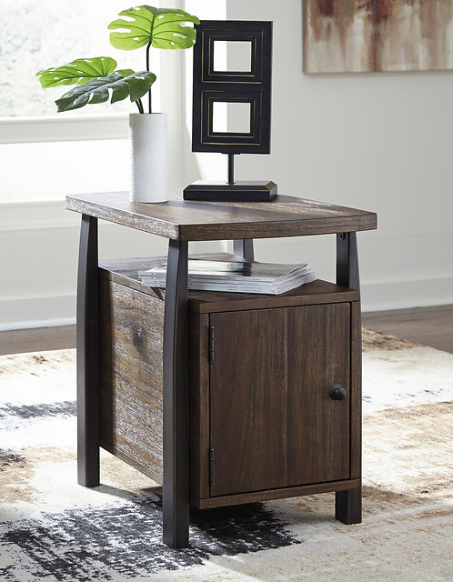 Vailbry Chair Side End Table