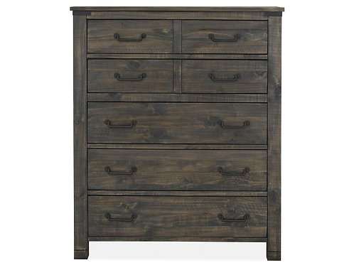 Abington Weathered Charcoal Drawer Chest