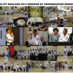 Unified-ITF London Seminar 2013
