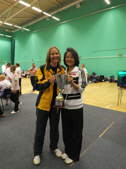 Sabum Andy Female Champion Australia