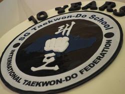 SG Taekwon-Do School 10 Years