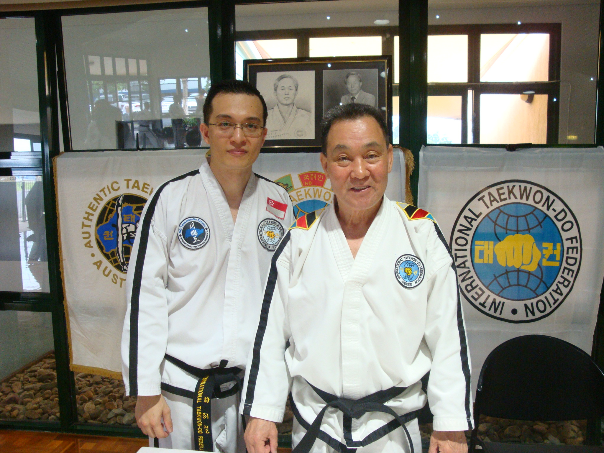 GM Hwang & Sabum Kenneth