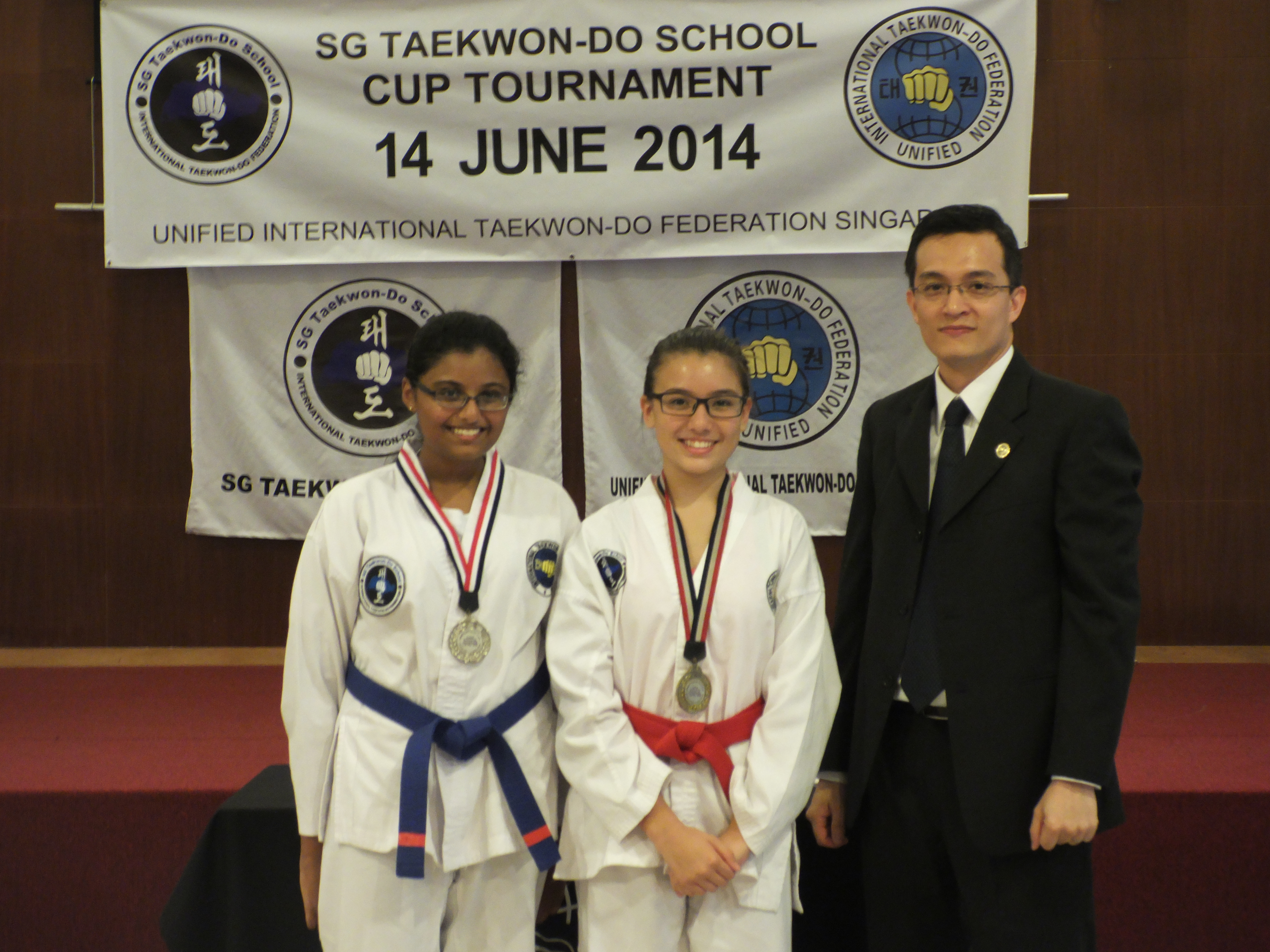 Female Open Sparring Champs