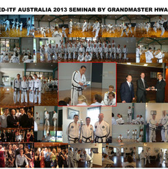 Unified-ITF Australia Seminar 2013