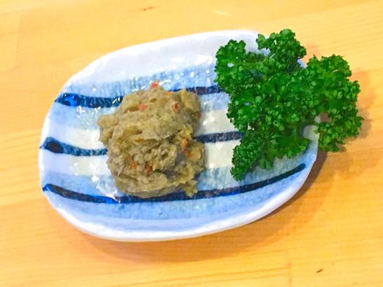 蟹味噌(蟹の身入り)