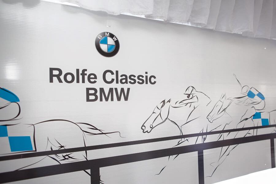 BMW Sponsor of AFP Legacy Marquee