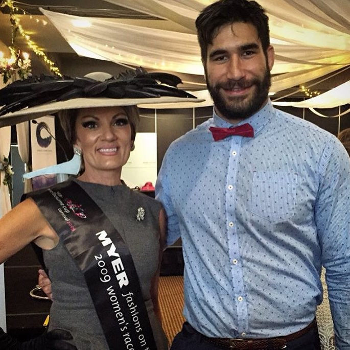 NRL Player James Tamou