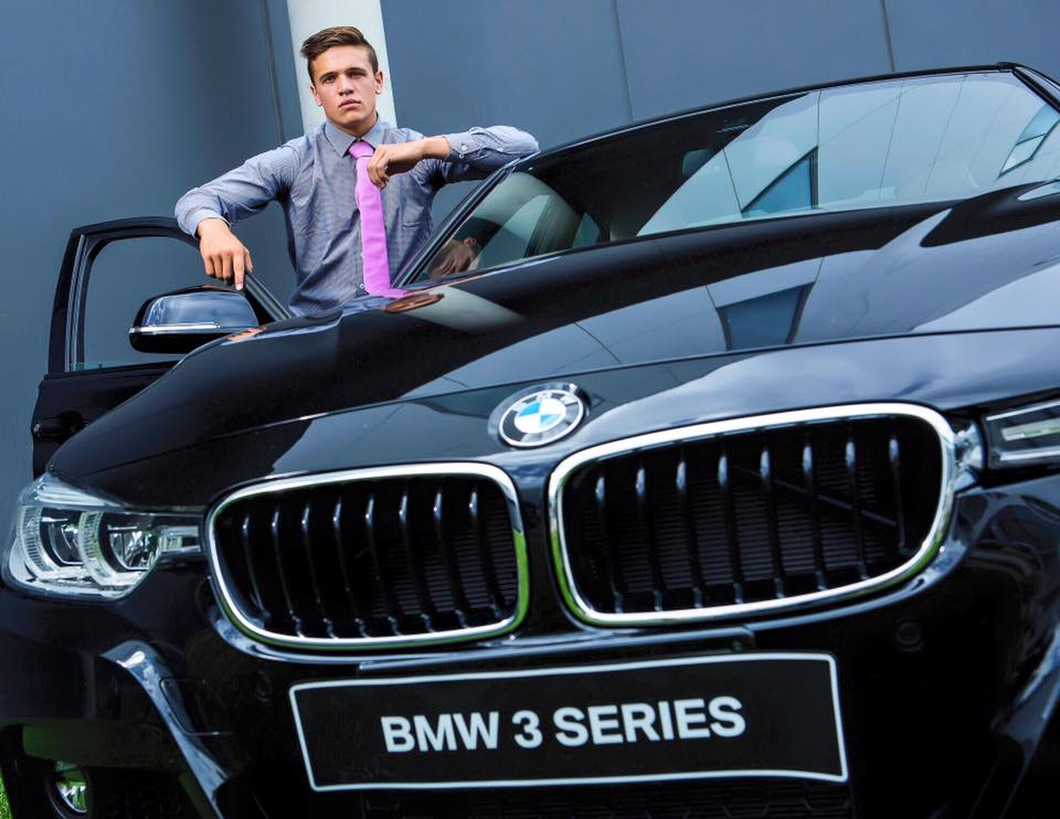 BMW Sponsor Photoshoot