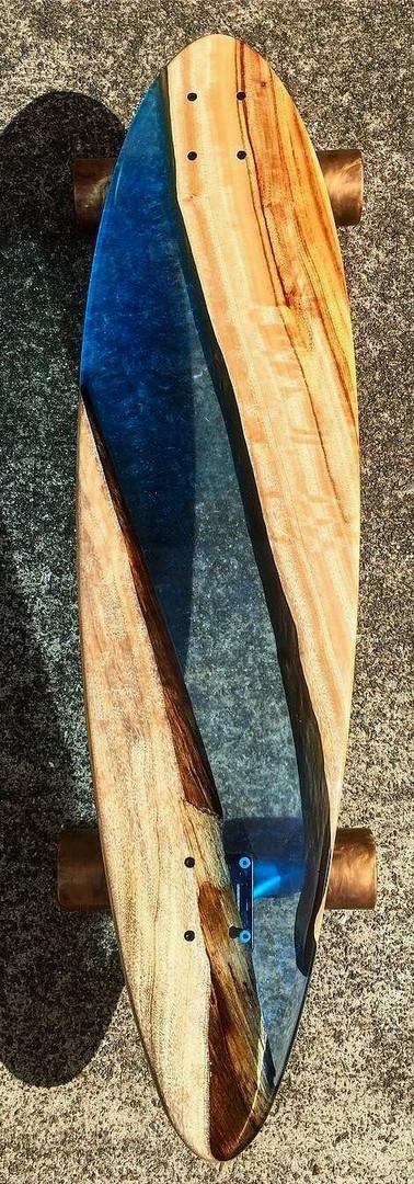 Blue Carve