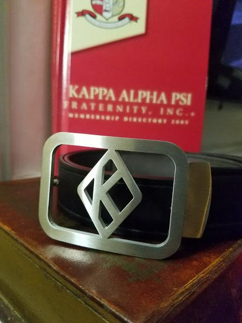 Diamond Belt Buckle