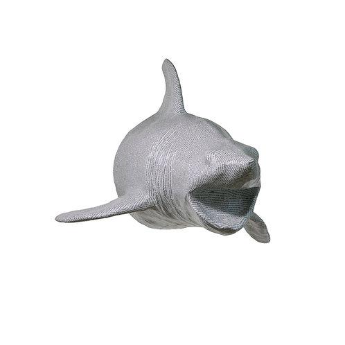 VINCENT THE PAPIER MACHE SHARK