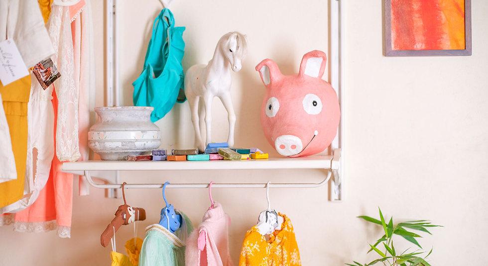 Papier mache for kids room decor