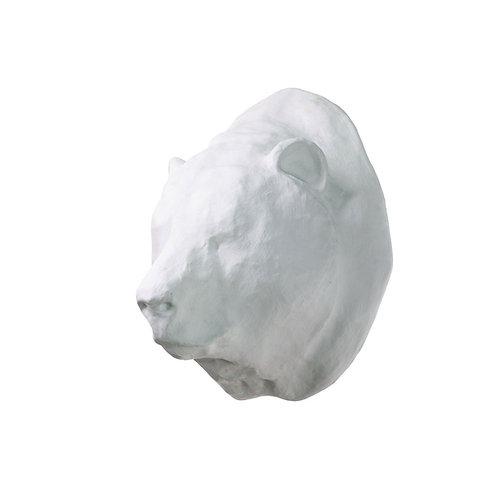 LEOPOLD THE PAPIER MACHE BEAR