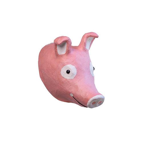 BIDOUM THE PAPIER MACHE PIGGY BANK