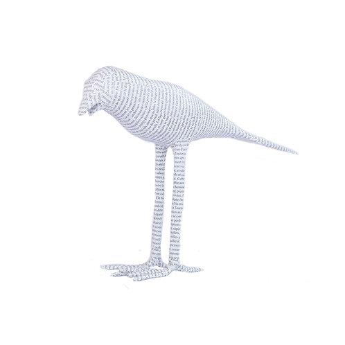 BALZAC ABADA TALL PAPIER MACHE BIRD