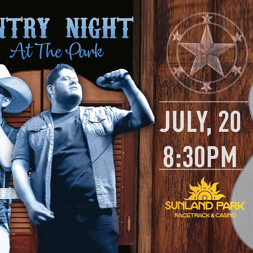 Country Night @ Sunland Park Casino