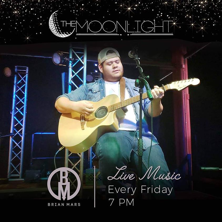 Brian Mars Acoustic @ The Moonlight