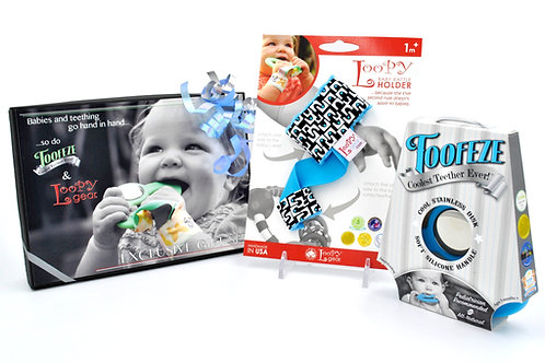Exclusive Toofeze Loopy Gift Sets - Sky Blocks