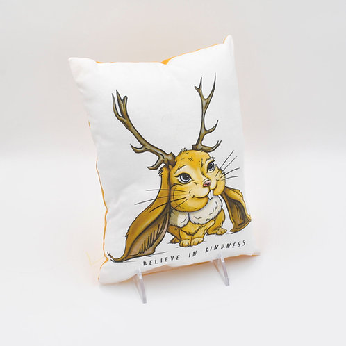Believe in Kindness Decorative Pillow