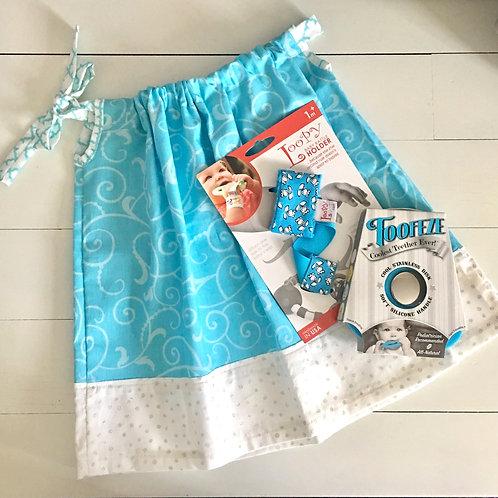 'Cinderella' Inspired Pillowcase Dress (DRESS ONLY)