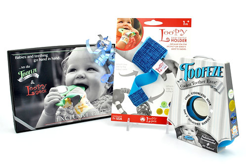 Exclusive Toofeze Loopy Gift Sets - Sky Sketch